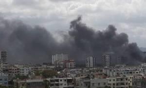 Συρία: Πολύνεκρες συγκρούσεις ανάμεσα σε τζιχαντιστές και αντάρτες στην Ντεράα - 130 νεκροί