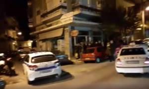Κοζάνη: Συνελήφθη 40χρονος που πυροβολούσε από το μπαλκόνι του σπιτιού του (vid)