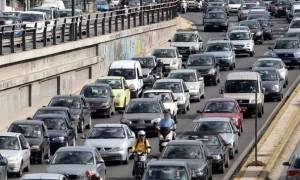 Απεργία ΜΜΜ: Κυκλοφοριακό «έμφραγμα» ΤΩΡΑ στους δρόμους – Ποια σημεία να αποφύγετε