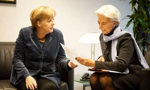 """Лагард: """"Греция должна провести реструктуризацию долга со снижением кредитных ставок"""""""