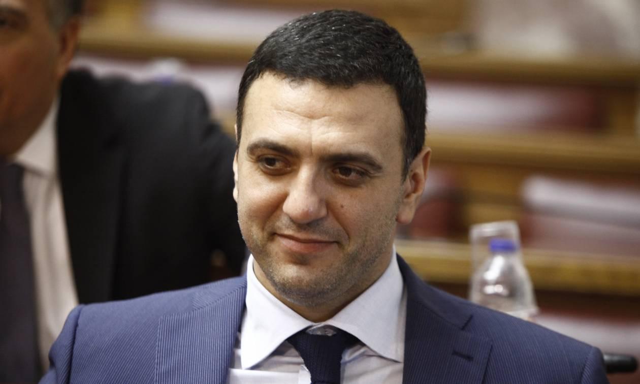 Κικίλιας: Τσακαλώτος και Χουλιαράκης να δώσουν εξηγήσεις στην Επιτροπή Οικονομικών της Βουλής