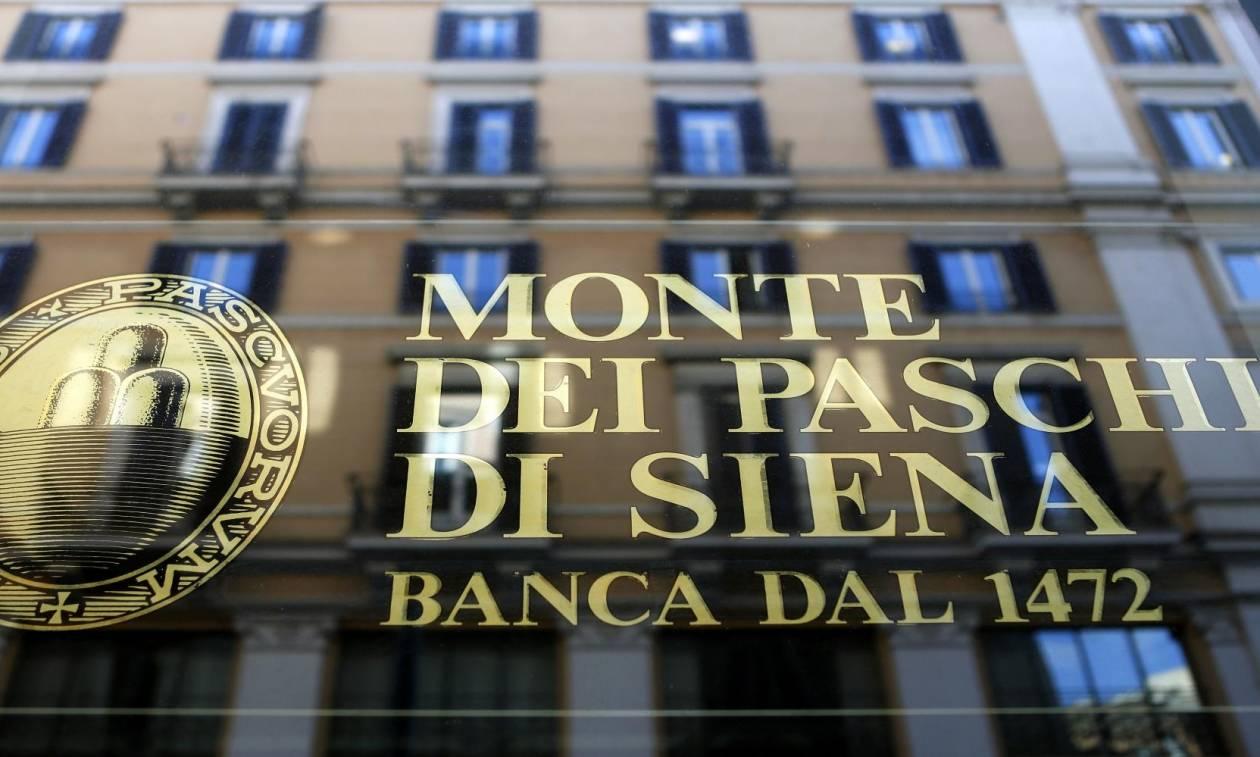 Στα πρόθυρα κατάρρευσης ο τραπεζικός κολοσσός Monte dei Paschi di Siena - Συναγερμός στην ΕΚΤ