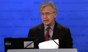 Τζέρι Ράις: Η συμμετοχή του ΔΝΤ στο ελληνικό πρόγραμμα εξαρτάται από τις μεταρρυθμίσεις