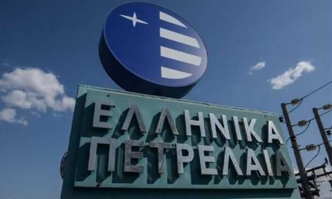 Ιστορικό υψηλών καθαρών κερδών 329 εκατ. ευρώ παρά τη μείωση των διεθνών περιθωρίων διύλισης