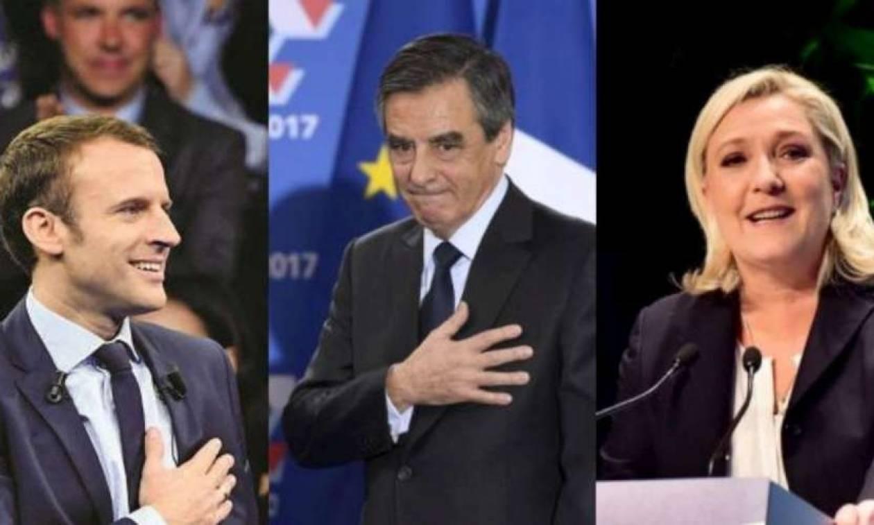 Προεδρικές εκλογές Γαλλία: Νέες δημοσκοπήσεις δείχνουν θρίλερ
