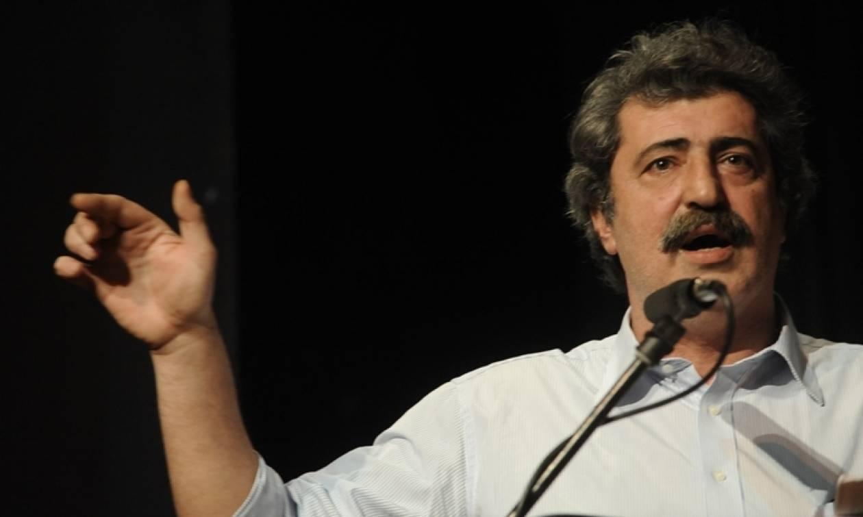 Πολάκης: Δεν θα ανταποκριθώ στην ποινικοποίηση της πολιτικής αντιπαράθεσης