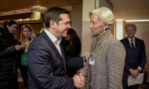 Τσίπρας προς Λαγκάρντ: Σειρά της Γερμανίας να κάνει βήματα για μια συμφωνία