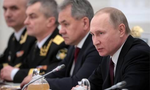 Путин: в Сирии на стороне боевиков сражаются до четырех тысяч выходцев из РФ