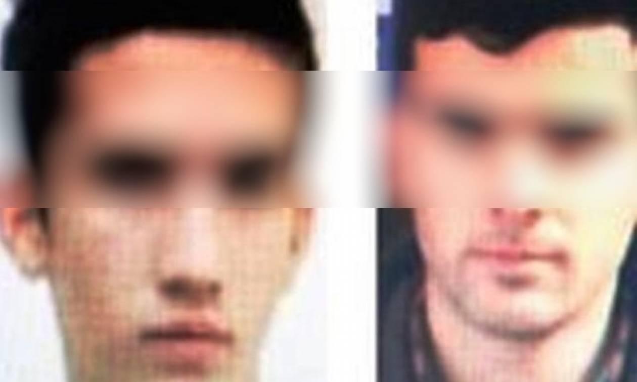 Δείτε τους δυο Τούρκους κομάντος που συνελήφθησαν στον Έβρο