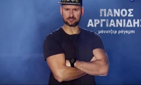 Φωτογραφία - ντοκουμέντο: Έτσι θα βγει από το Survivor ο Πάνος Αργιανίδης!