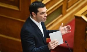Τσίπρας: Ο κ. Μητσοτάκης κρύβεται, εγώ θα είμαι εδώ για να του απαντώ