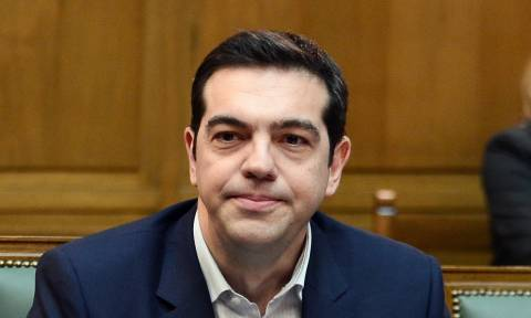 Tsipras: Eurogroup's in principle agreement is a positive development