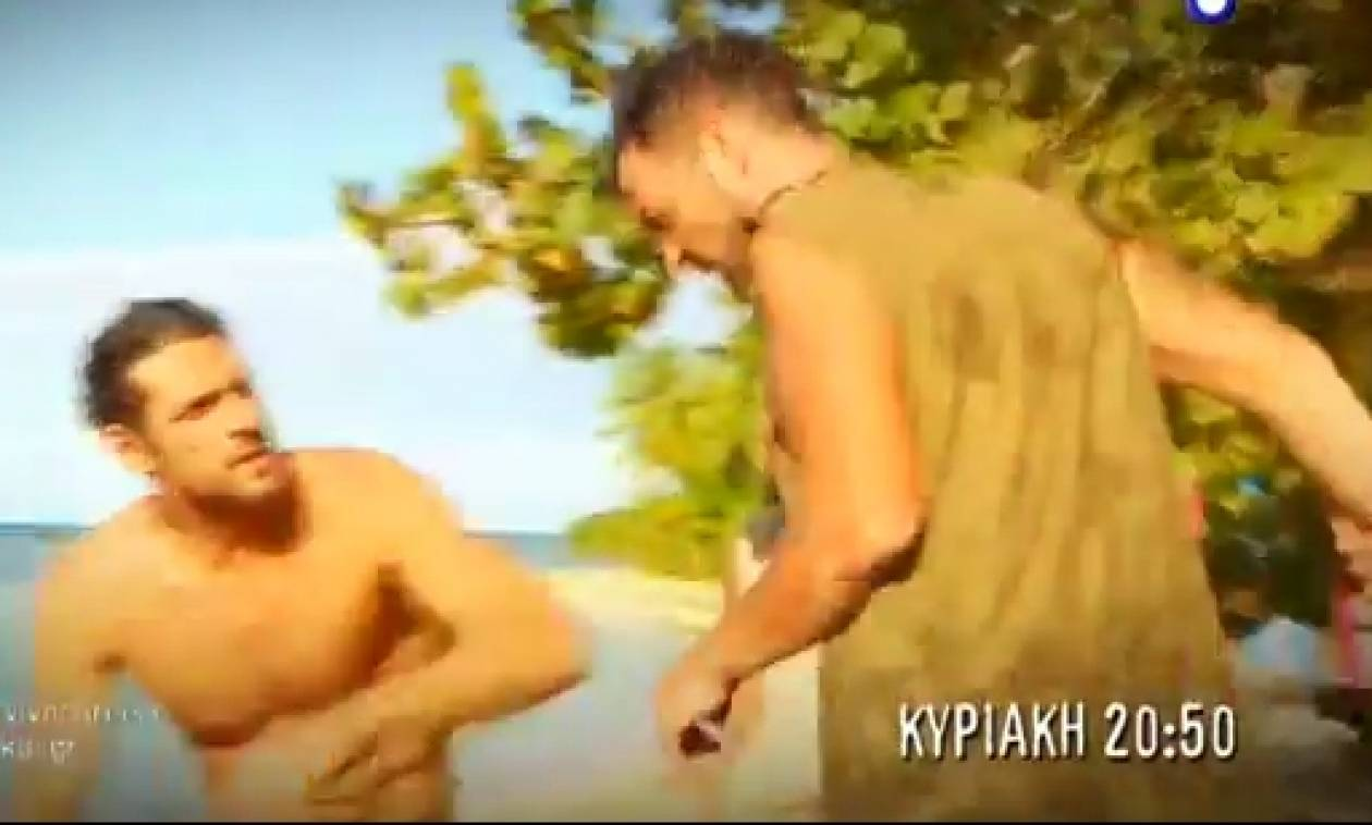 Χαμός στο Survivor: Ερχεται... άγριος τσαμπουκάς του Χανταμπάκη με παίκτη των μαχητών (video)