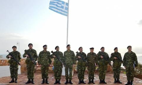 Προκλητικό τουρκικό δημοσίευμα: O Έλληνας ΓΕΣ ύψωσε ελληνική σημαία στο «τουρκικό» νησί Παναγιά
