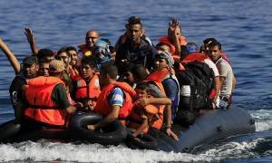 Συναγερμός στα Χανιά: Εντοπίστηκαν δεκάδες μετανάστες σε παραλία