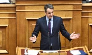 Μητσοτάκης: Ο Τσίπρας βουλιάζει την Ελλάδα στο βούρκο της λιτότητας με ψέματα και προπαγάνδα