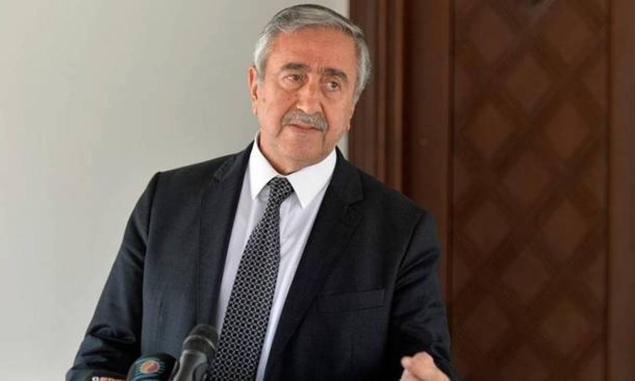 Ακιντζί προς Ελληνοκυπρίους: Μην κρύβεστε πίσω από το δημοψήφισμα στην Τουρκία