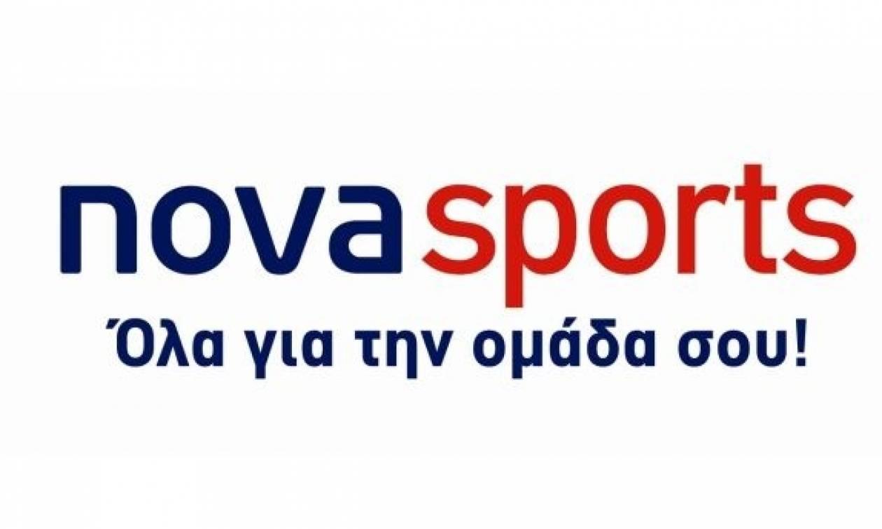 Η προσπάθεια των ελληνικών ομάδων για διάκριση στο Basketball Champions League στα κανάλια Nova