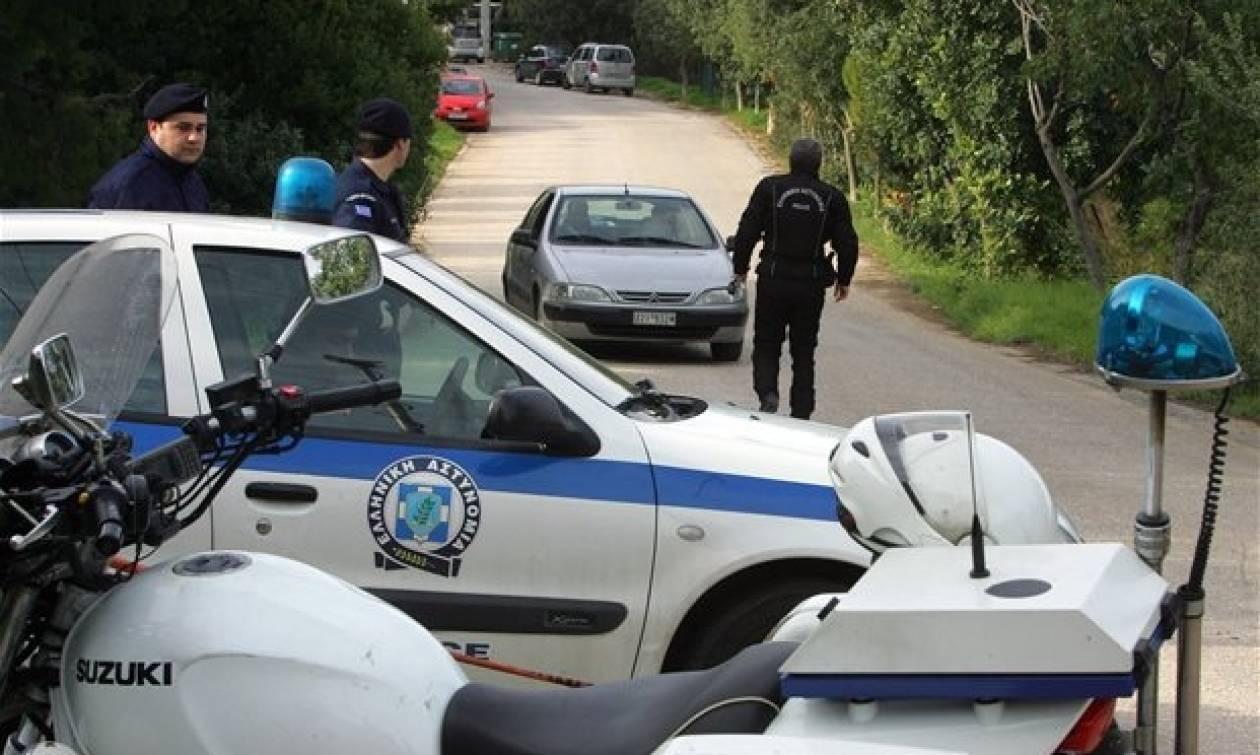 Αλεξανδρούπολη: Σύλληψη διακινητών μεταναστών μετά από καταδίωξη