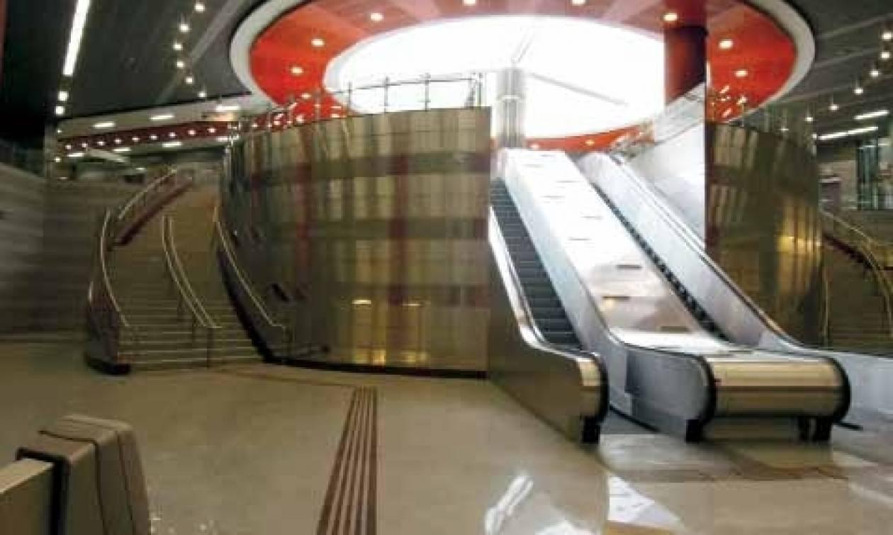 Κλειστός για τρεις μέρες ο σταθμός του Μετρό στο Περιστέρι
