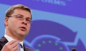 Ντομπρόβσκις για αξιολόγηση: Εφικτή η συμφωνία στο Eurogroup του Μαρτίου