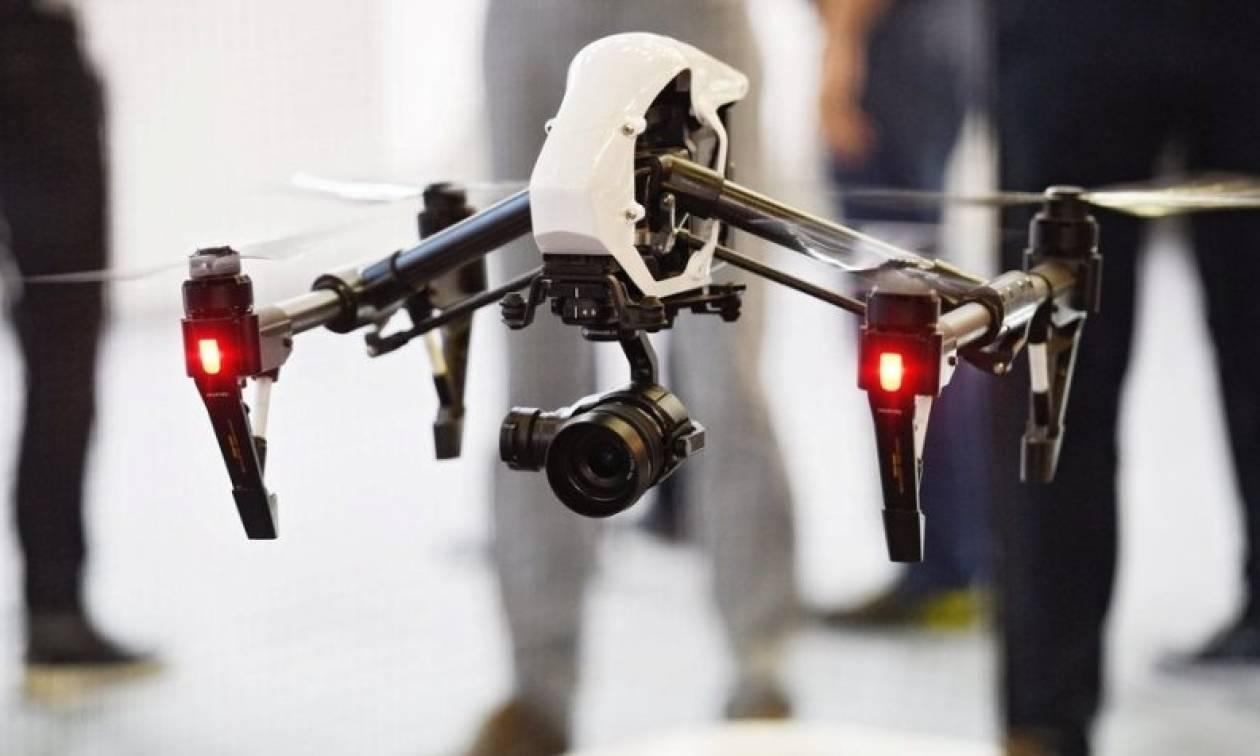 «Ανοίγουν τα φτερά τους» τα drones της Αστυνομίας και της Πυροσβεστικής