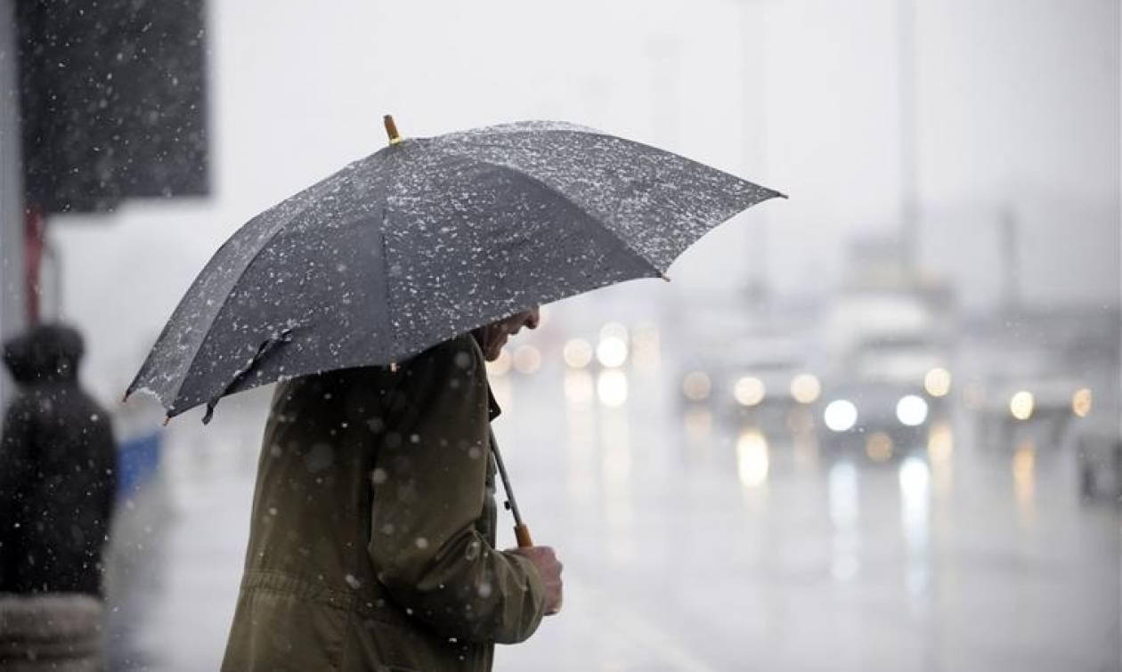 Καιρός: Τοπικές βροχές και σκόνη σήμερα - Πού θα εκδηλωθούν καταιγίδες