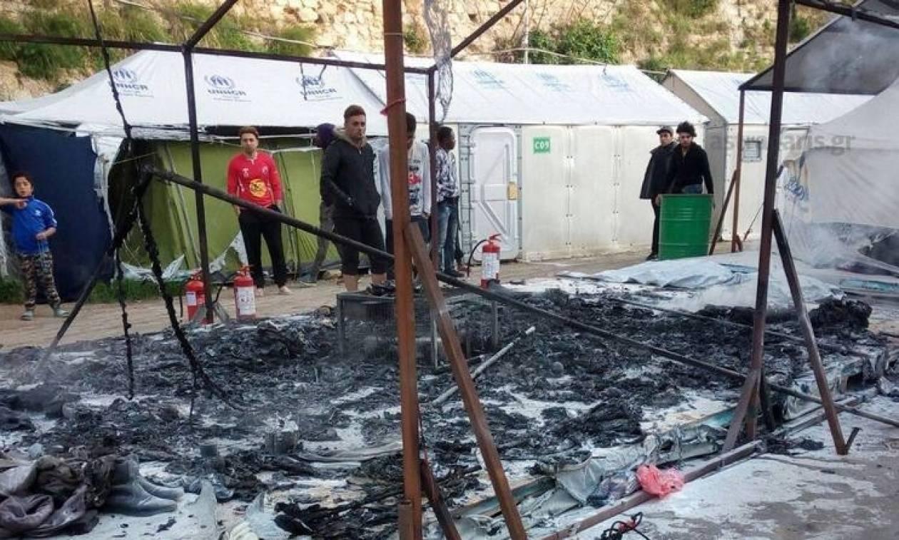 Παρολίγο τραγωδία στη Χίο
