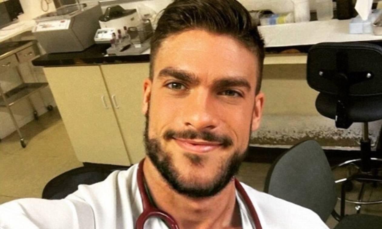 Φραν Σουάρες: Ο πιο «καυτός» νοσοκόμος του κόσμου! (pics)