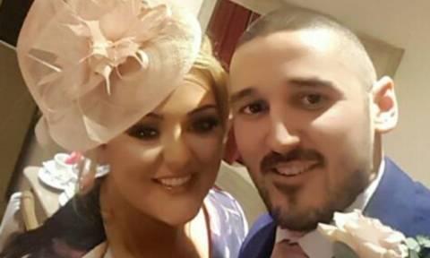 Οικογενειακή τραγωδία: Κηδεύεται μαζί με την αγέννητη κόρη του που ανυπομονούσε να γνωρίσει