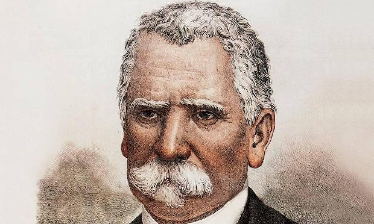 Σαν σήμερα το 1883 πέθανε ο πρωθυπουργός Αλέξανδρος Κουμουνδούρος