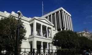 Σκληρή απάντηση του Υπουργείου Εξωτερικών στο «παραλήρημα» Τσαβούσογλου