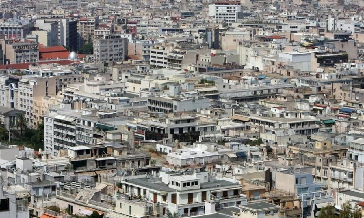 Η πτώση στις τιμές των διαμερισμάτων ανά γεωγραφική περιοχή