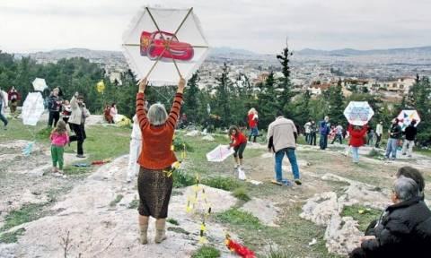 В Греции празднуют «Кафара дефтера» - начало Великого Поста