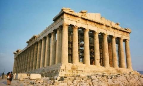 Греческий Парфенон – самое красивое здание мира