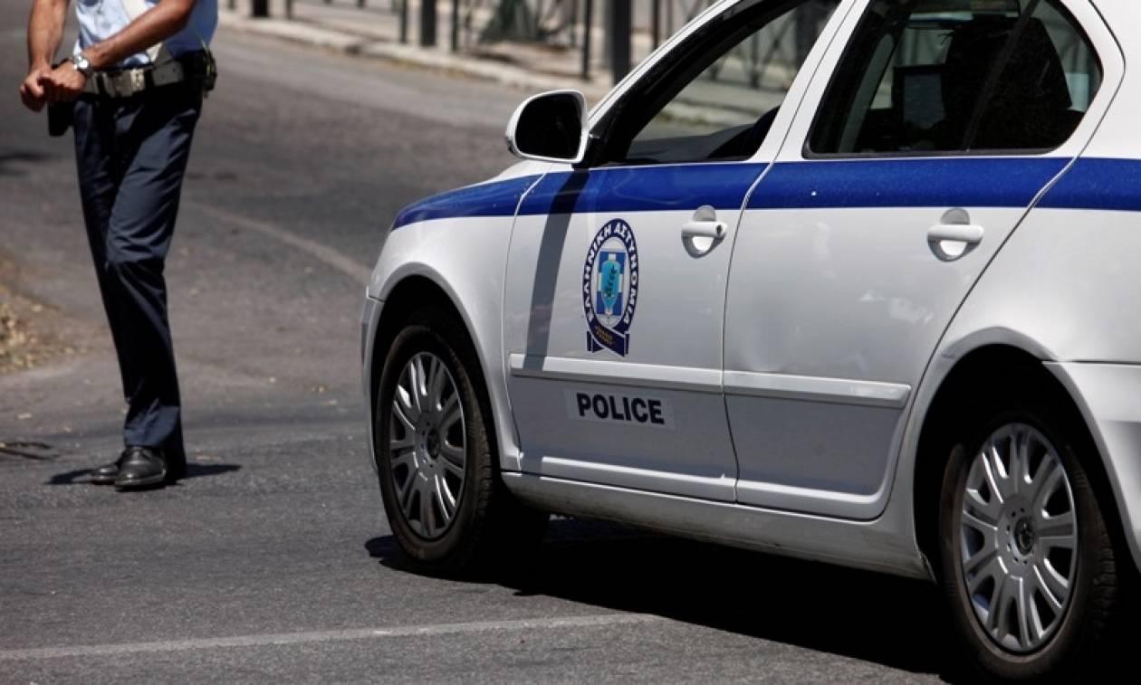Εμπρηστική επίθεση με γκαζάκια στη Λεωφόρο Αλεξάνδρας