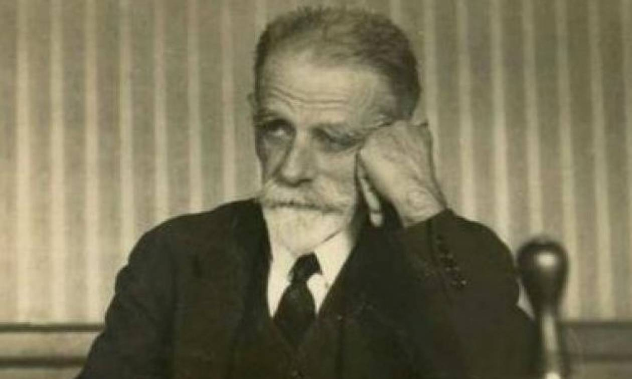Σαν σήμερα το 1943 πέθανε ο μεγάλος Έλληνας ποιητής Κωστής Παλαμάς