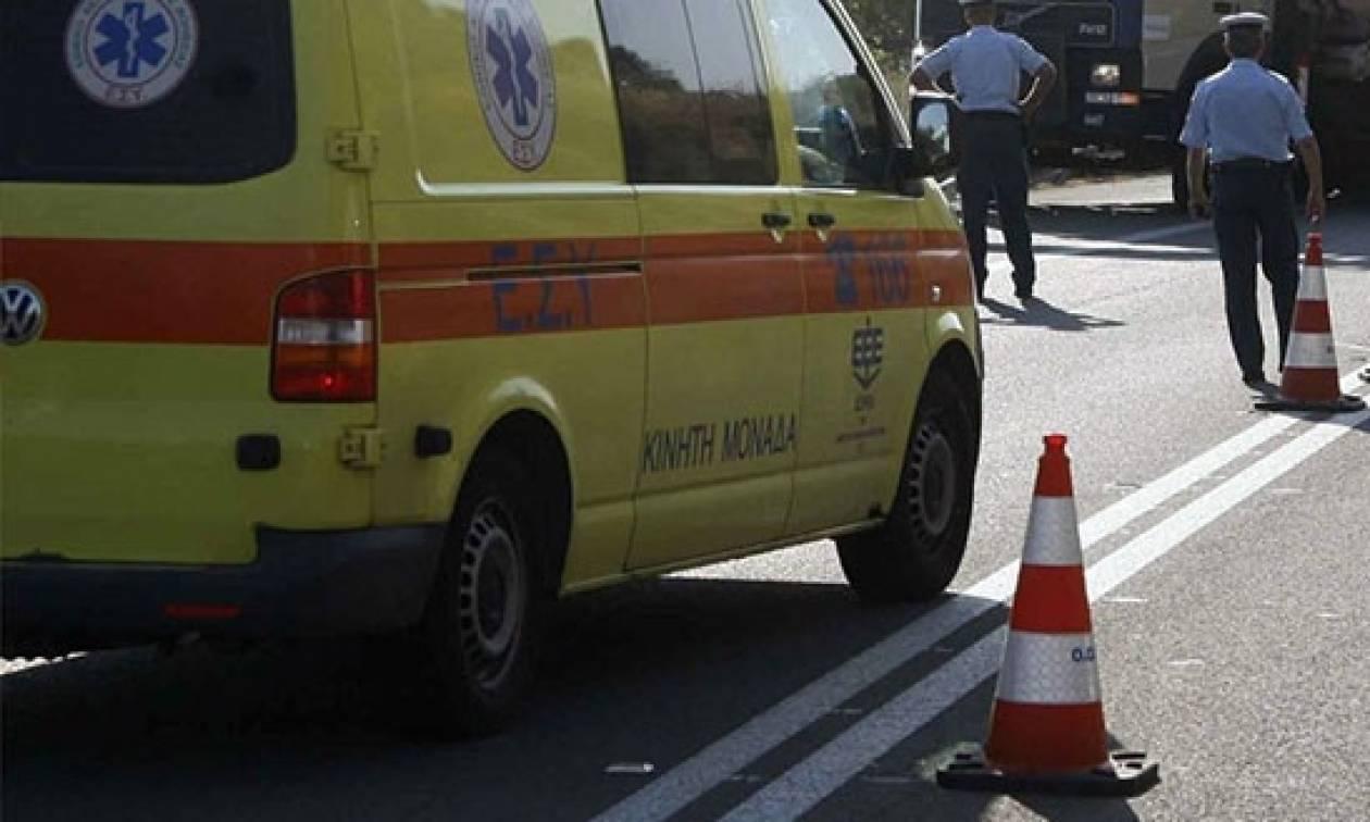 Τραγωδία στην εθνική οδό Λάρισας - Τρικάλων: Νεκρός 25χρονος σε τροχαίο