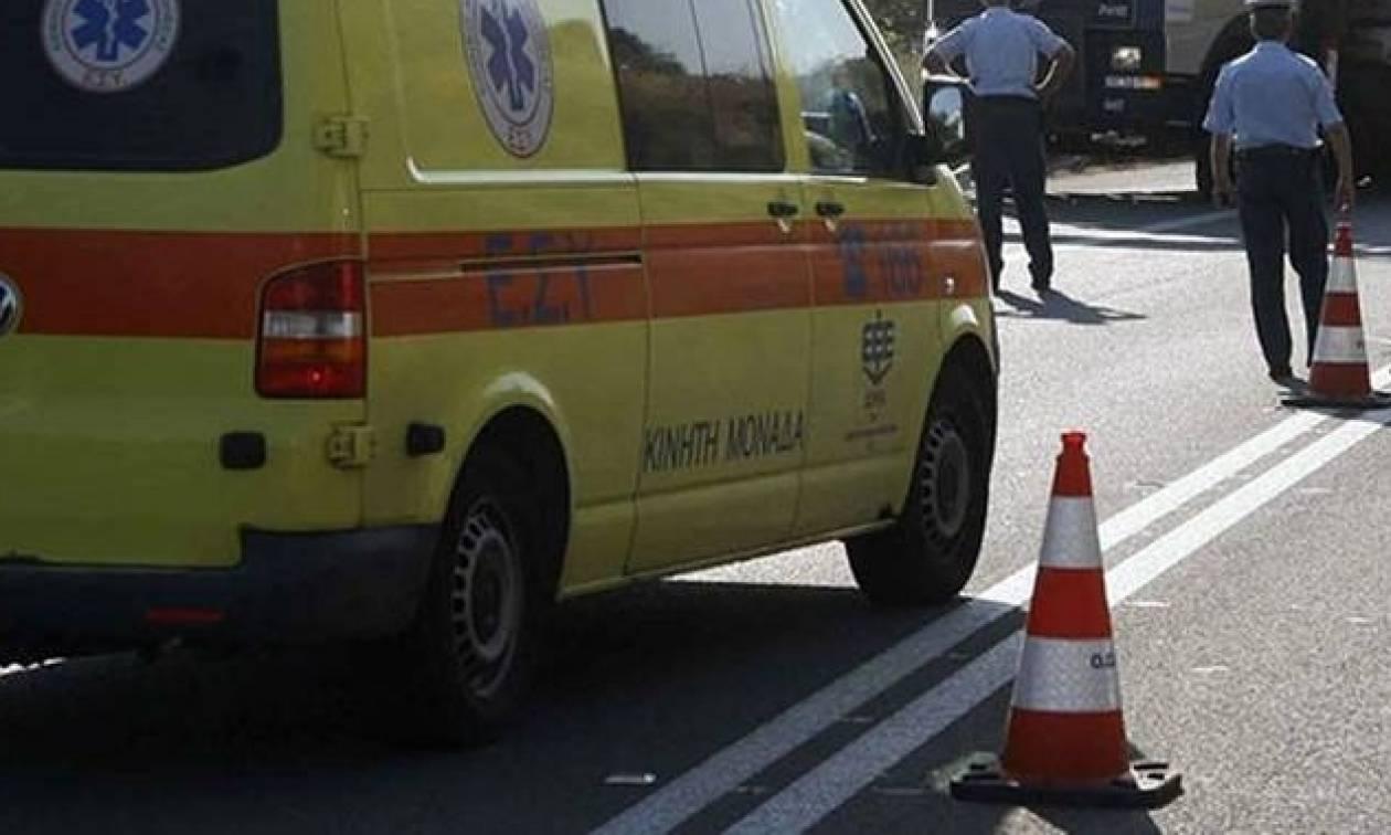 Αχαΐα: Γυναίκα βρήκε τραγικό τέλος από φωτιά σε καμπίνα φορτηγού (pics)