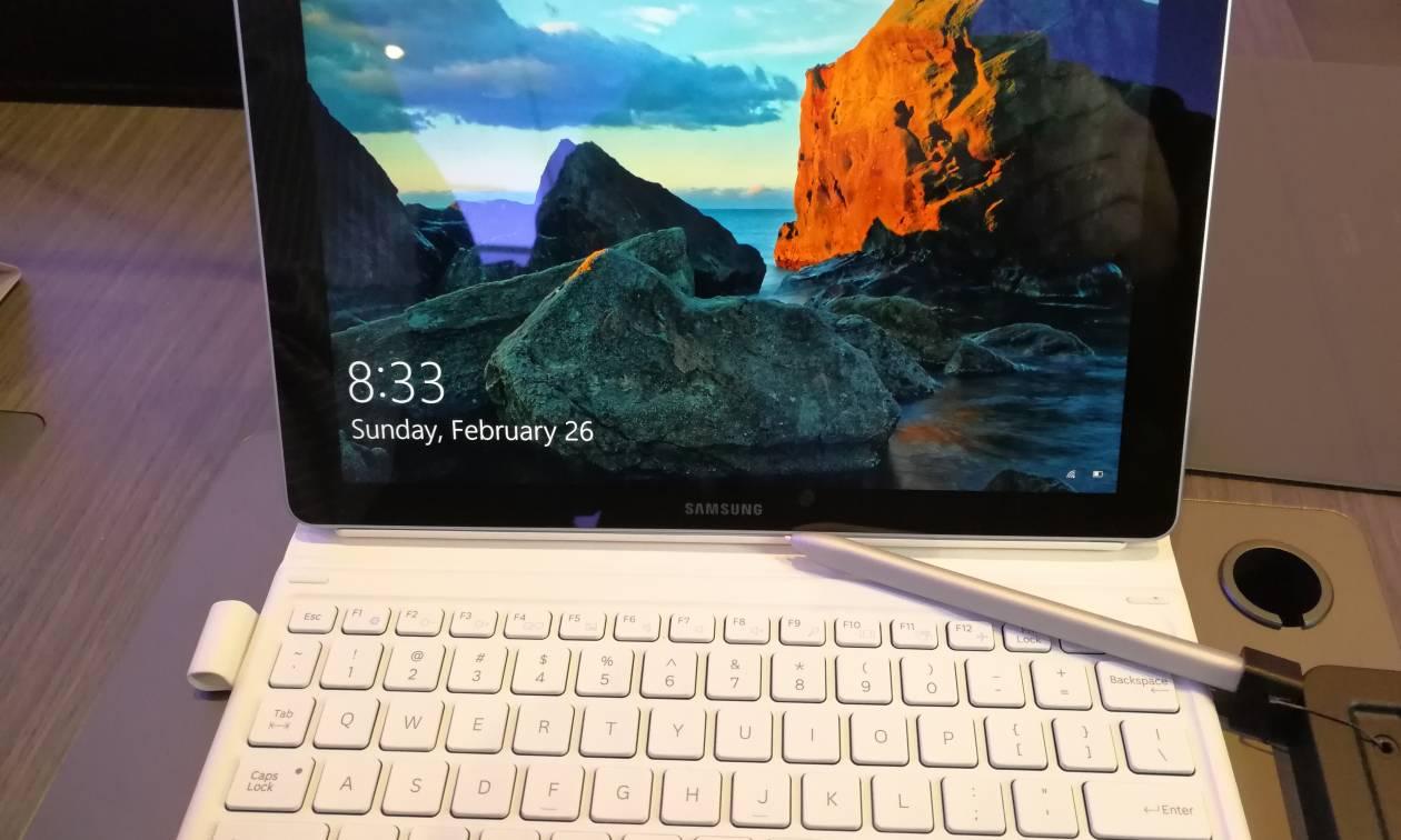 MWC 2017: «Επιστροφή» στα Windows και στα tablets για τη Samsung