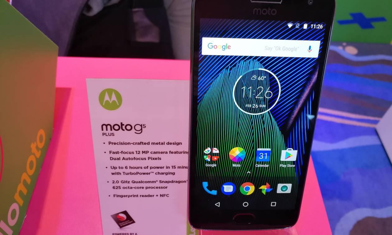 MWC 2017: Νέα smartphones