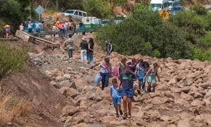Φονικές πλημμύρες στη Χιλή με 3 νεκρούς και 19 αγνοούμενους (pics+vid)