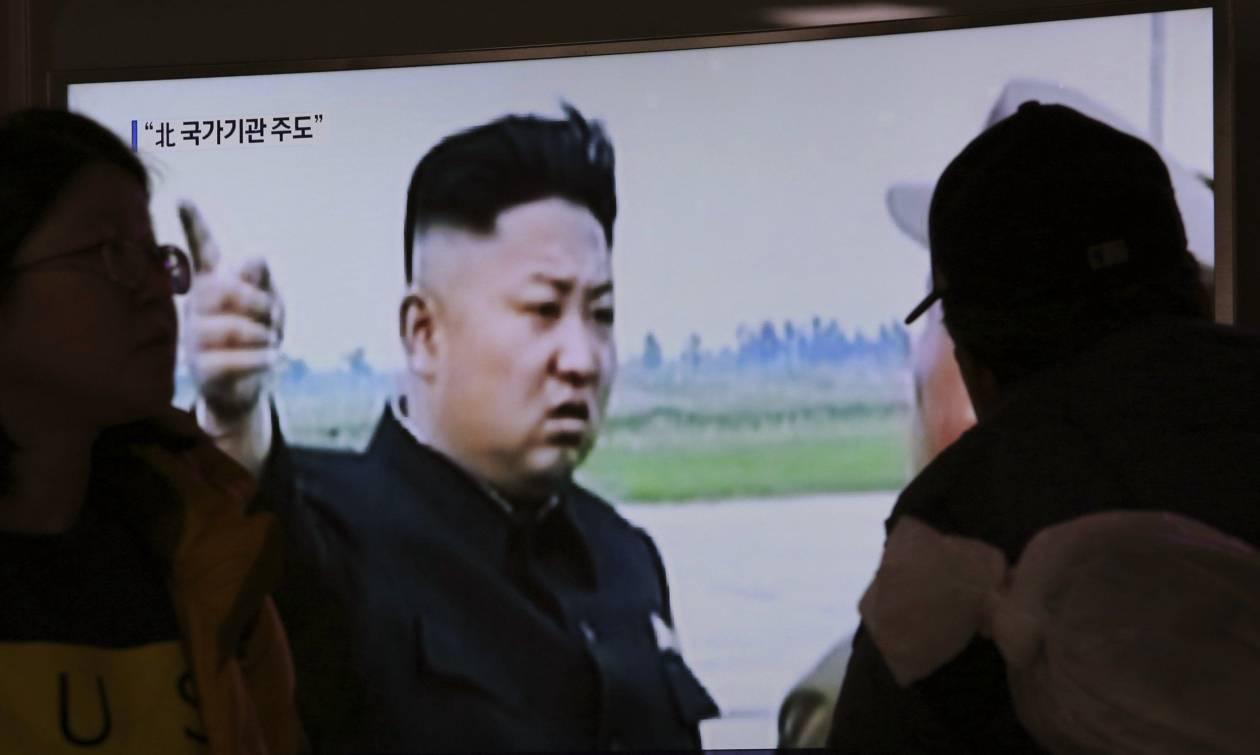 Τον... χαβά του ο Κιμ Γιονγκ Ουν: Εκτέλεσε πέντε αξιωματούχους με αντιαεροπορικά πυρά