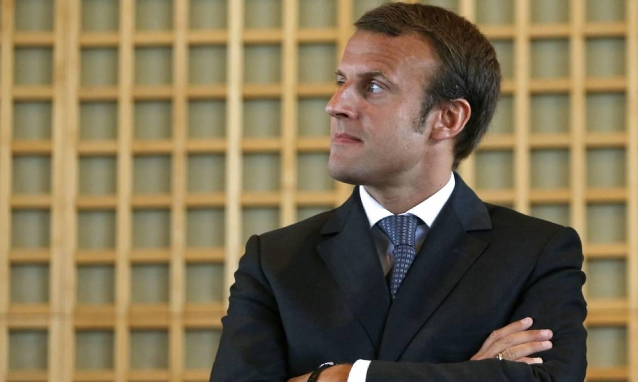 Γαλλία-δημοσκόπηση: Πλησιάζει τη Λεπέν ο Μακρόν