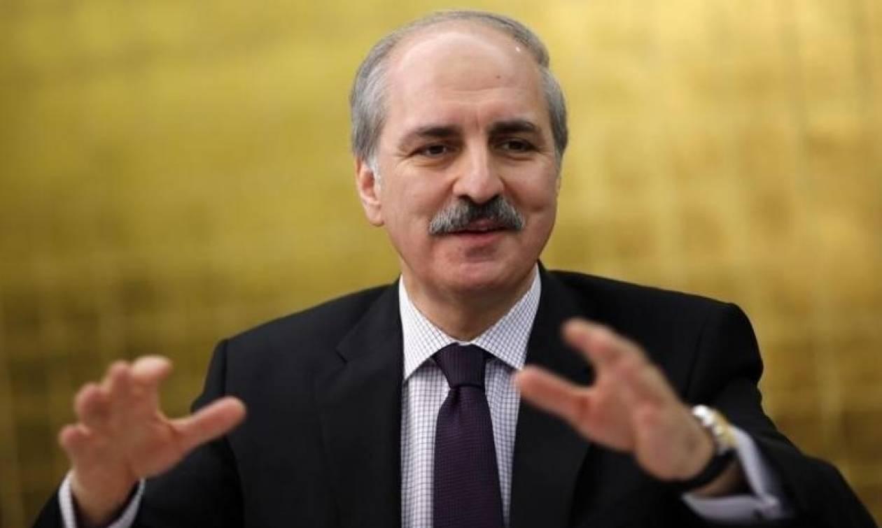 Προκαλεί ο εκπρόσωπος της τουρκικής κυβέρνησης: Ελπίζω οι απόψεις Καμμένου να είναι προσωπικές