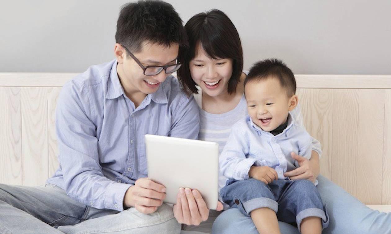 Η Κίνα δίνει τώρα κίνητρα στα ζευγάρια για την απόκτηση και δεύτερου παιδιού