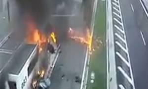 Υπάτιος Πατμάνογλου: Αποκάλυψη - «βόμβα» για το τροχαίο από τον πατέρα - Ανατρέπει όλα τα δεδομένα