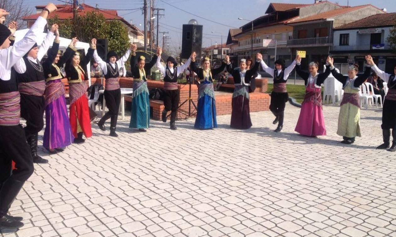 Στα Κούλουμα του Συλλόγου «Η Πρόοδος» η Εύξεινος Λέσχη Χαρίεσσας