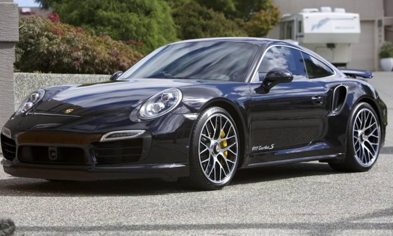 Porsche 911 Turbo S: Αυτό είναι το μοιραίο αυτοκίνητο στο τροχαίο της Θήβας