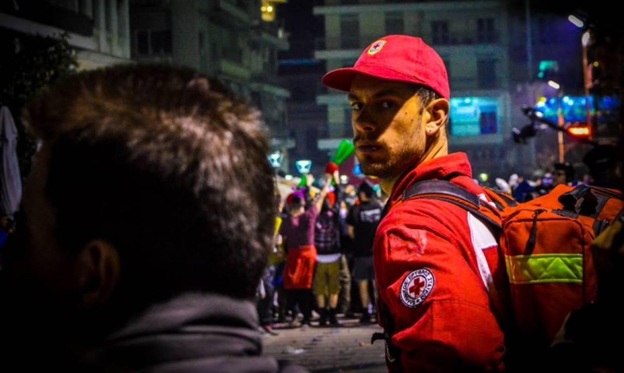 Ελληνικός Ερυθρός Σταυρός: Ο απολογισμός από το Πατρινό Καρναβάλι 2017
